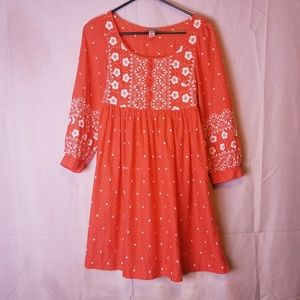 H&M flowing dress sz 4